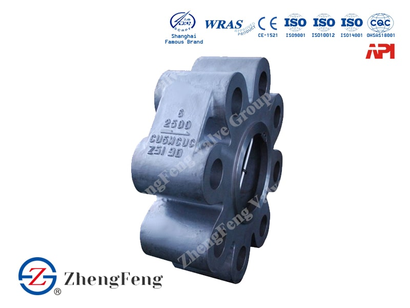 Cryogenic Lug Wafer Check Valve